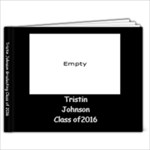 Tristins Book - 7x5 Photo Book (20 pages)