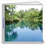 PACIFIC ISLANDS - 12x12 Photo Book (20 pages)