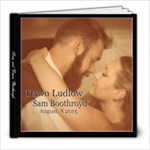 Ludlow - 8x8 Photo Book (20 pages)