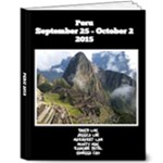 Peru v2 - 8x10 Deluxe Photo Book (20 pages)