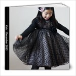 dec 2013 - 8x8 Photo Book (20 pages)