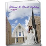 Wedding Book Guam - 9x12 Deluxe Photo Book (20 pages)