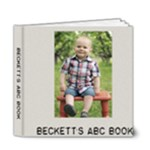 Beckett - 6x6 Deluxe Photo Book (20 pages)