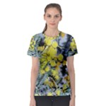 Aussie Wattle Top - Women s Sport Mesh Tee