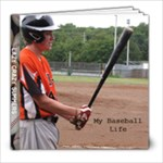 Bruce Baseball - 8x8 Photo Book (20 pages)