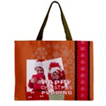 xmas - Zipper Mini Tote Bag