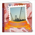 San Francisco & Las Vegas 2015 - 8x8 Photo Book (20 pages)