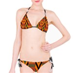 kente swimsuit - Bikini Set