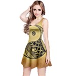 Yin and Yang reversable dress - Reversible Sleeveless Dress