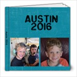Austin 2016 - 8x8 Photo Book (20 pages)