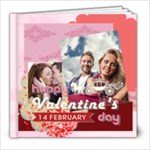 valentine - 8x8 Photo Book (20 pages)