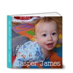 Jasper James - 4x4 Deluxe Photo Book (20 pages)
