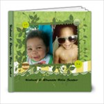 L  - 6x6 Photo Book (20 pages)