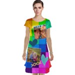 Rainbow Stitch - Cap Sleeve Nightdress