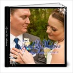 Moulaison wedding  - 8x8 Photo Book (20 pages)