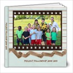 Project Fellowship Book 3 - 8x8 Photo Book (20 pages)