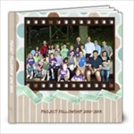 Project Fellowship Book 1 - 8x8 Photo Book (20 pages)
