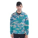 1870 bird - Men s Windbreaker