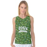 1762 - Women s Basketball Tank Top