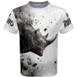 Rhino All-Over T-shirt - Men s Cotton Tee