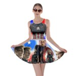 captain america - Skater Dress