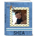 Shea - 8x10 Deluxe Photo Book (20 pages)