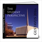 Gustavus 2016: The Student Perspective - 8x8 Photo Book (20 pages)