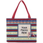 Patriotic Tote - Mini Tote Bag