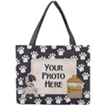 Paw Print Tote - Mini Tote Bag