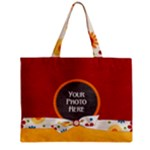 Bright Flowers Tote - Mini Tote Bag