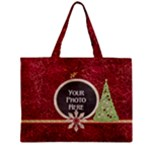 Christmas Music Tote - Mini Tote Bag