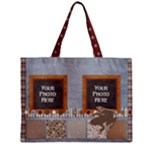 Little Boy Tote - Mini Tote Bag