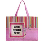 Beads Tote - Mini Tote Bag