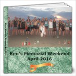 Ken Memorial Book - 12x12 Photo Book (20 pages)