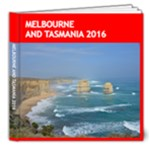 Melbourne and Tasmania 2016(HON) - 8x8 Deluxe Photo Book (20 pages)