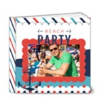 summer theme - 6x6 Deluxe Photo Book (20 pages)
