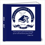 Grace Christian Academy 2016-2017 - 8x8 Photo Book (20 pages)