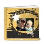family - 6x6 Deluxe Photo Book (20 pages)