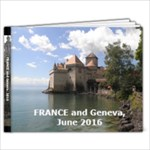 france 2016 - 11 x 8.5 Photo Book(20 pages)