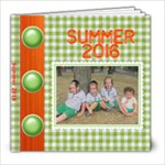 summer 2016 - 8x8 Photo Book (20 pages)