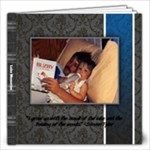Lake Book - 12x12 Photo Book (20 pages)
