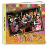 Puerto Vallarta 2016 - 8x8 Deluxe Photo Book (20 pages)