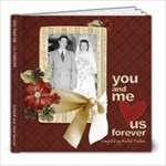 Gma Gpa Varner - 8x8 Photo Book (30 pages)
