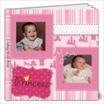 Baby book - 12x12 Photo Book (20 pages)