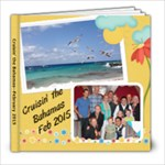 CRUISE 2015 - 8x8 Photo Book (20 pages)