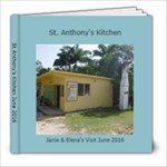 St Anthony - 8x8 Photo Book (20 pages)