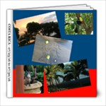 costa rica 2016 - 8x8 Photo Book (20 pages)