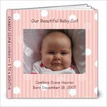 Cambria 3-6 Months - 8x8 Photo Book (30 pages)