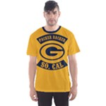 Gold and Blue So. Cal Packer Backers tshirt - Men s Sports Mesh Tee