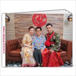 Kaka s wedding for Grand Ma - 9x7 Photo Book (20 pages)
